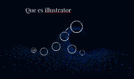 Que es illustrator