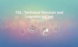 TSL: Technical Services and Logistics Inc.