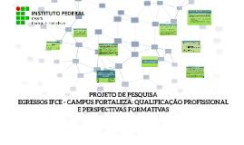 Projeto Egressos IFCE - Sistemático