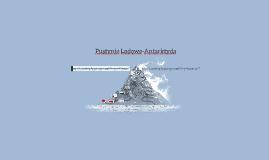 Pustynie Lodowe-Antarktyda