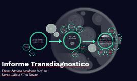 Informe Transdiagnostico