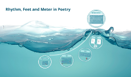 Rhythm, Feet and Meter in Poetry