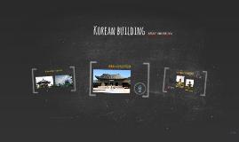 Korean building