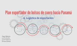 Copy of Exportacion de bolsos de cuero hacia Panama