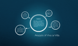Copy of Analysis of Viva la Vida