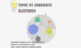 Tipos de Corriente Electrica