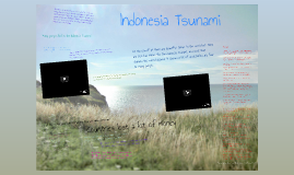 Indonesia Tsunai