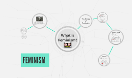 FEMINISM : WHAT YOU SHOULD KNOW