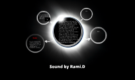 Sound by RamiD