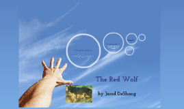 Copy of Copy of the red wolf