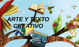 PROYECTO ARTE Y TEXTO CREATIVO