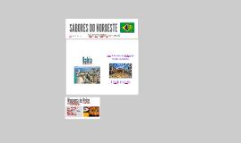 SABORES DO NORDESTE