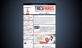 TRES FAROS - Marketing de Contenidos