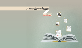 Copy of Anachronism