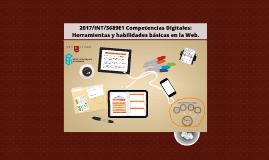 Competencias Digitales 2017. EFIAP Región de Murcia