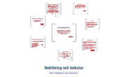 Bokföring och bokslut