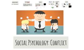Social Psychology, Day 2