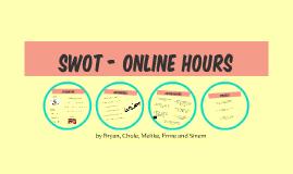 SWOT - online hours