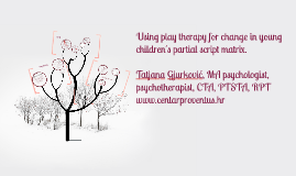 EAP congress: Using play therapy for change in young children's partial sc