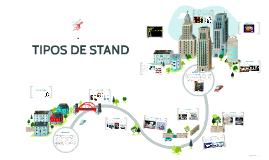 Copy of TIPOS DE STAND