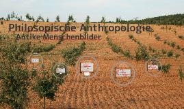 Philosopische Anthropologie