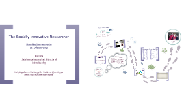 socially innovative researcher - Phil Tulba