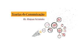 Cópia de Teorias da Comunicação
