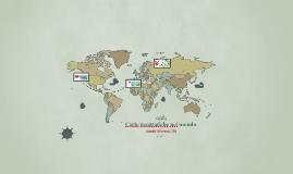 Carte geografiche nel mondo