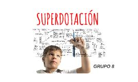 SUPERDOTACIÓN