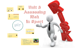 Copy of Copy of Unit 3 - Assessing Risk in Sport, Legislative Factors