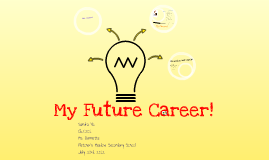 my future career in welding The welder apprenticeship program mixes technical theory with on-the-job  welding experience to best prepare apprentices for  turn up the heat on your  future.