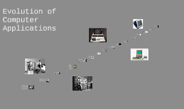 Evolution of Computer Applications