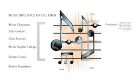 Music effect's on children
