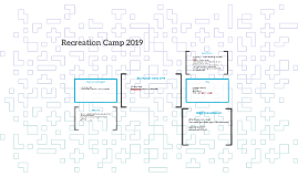 Recreation Camp 2019