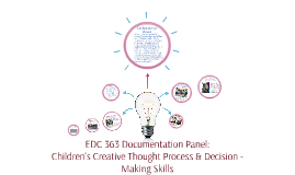 EDC 363 Documentation Panel