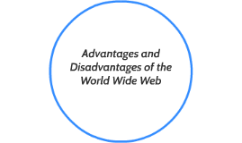 advantages of world wide web essay