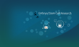 Embryo/Stem Cell Research