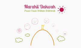 Marahil Dakwah