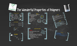 Copy of The Wonderful Properties of Polymers