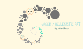 GREEK / HELLENISTIC ART