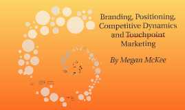 MBS5072 - Murdoch Masterclass Branding, Positioning and Touchpoint Marketing