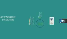 Stationery Pkg – Business Card