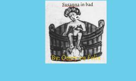 Susanna in bad