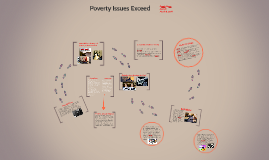 Poverty Issues Exceed