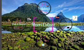 Culture of Maori
