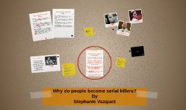 why do people become serial killers Is this proof evil killers are born not made psychopaths' brains 'lack basic wiring that  basic wiring that triggers empathy  is set to become the.