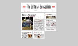 The Cultural Sensorium