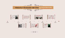 Historia & Evolución del Cine (Línea de Tiempo)