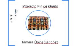 Proyecto Fin de Grado