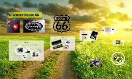 riding Route 66 LR